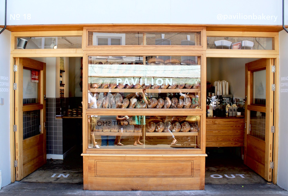 Pavilion Bakery