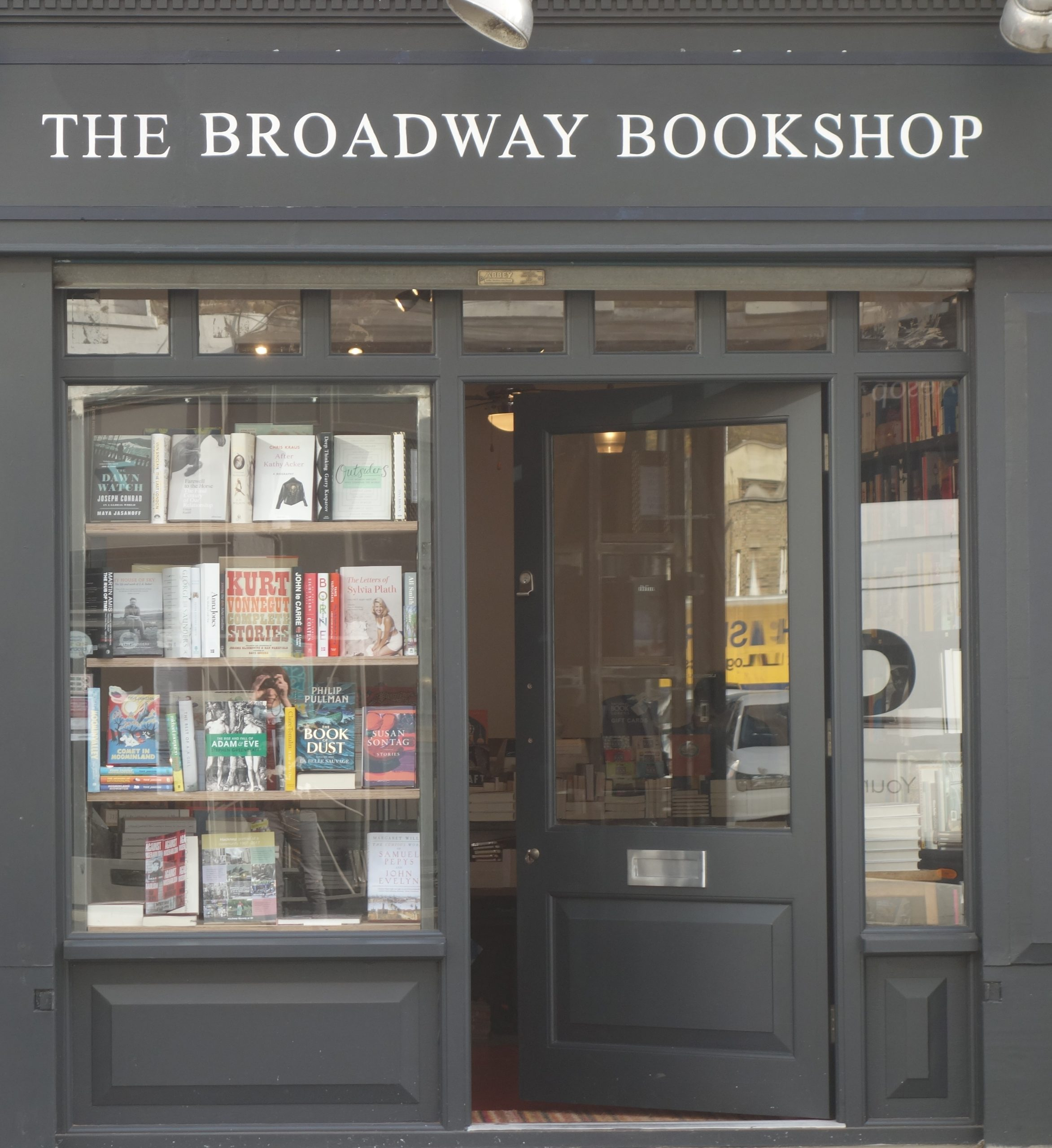 The Broadway Book Shop