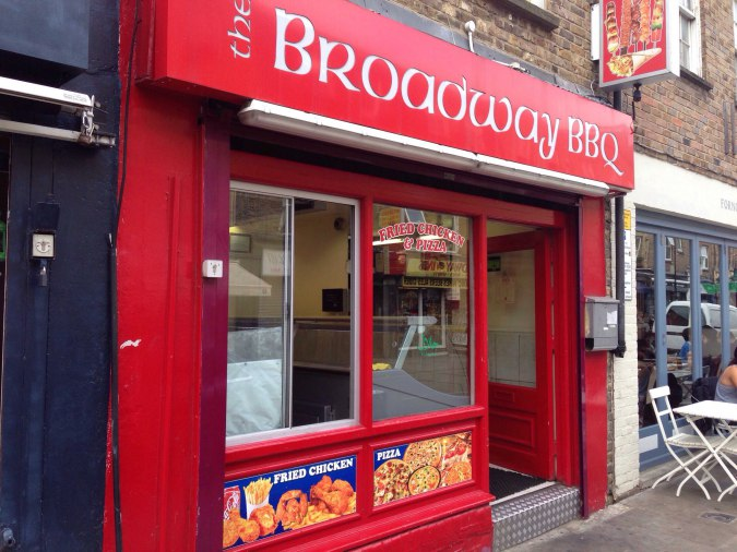 The Broadway BBQ