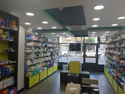 Norlington Chemist